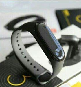 Новые Фитнес-браслеты Xiaomi Mi Band