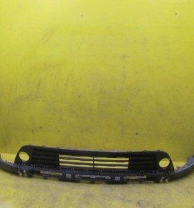 Юбка бампера переднего KIA Rio 4 X-Line 17-н.в.