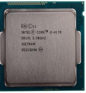 Процессор core i3 4170 3,7 Ghz