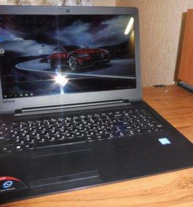 Lenovo ideapad 110-15ibr в отличном состоянии