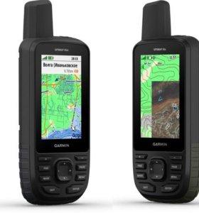 Гармин GPS 66st