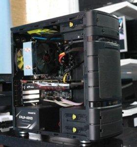Игровой с гарантией Core i5 8G DDR3 GTX950 2Gb SSD