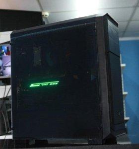 Игровой с гарантией I7-7700 GTX1060 6Gb 8Gb DDR3