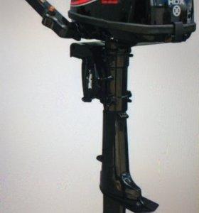 Мотор лодочный модель HDX T 5 BMS