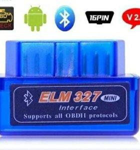 Автосканер ELM 327 mini v 2.1