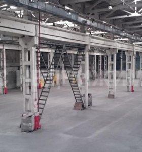 Аренда, склад, 500 м²