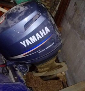 Мотор навесной yamaha 80