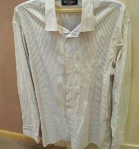 Рубашка муж. 178-183, р. 50-52
