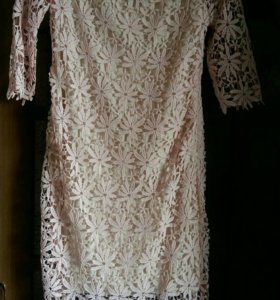 Новое платье 42-44р