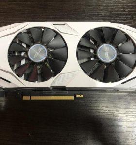 Asus Dual-GTX 1060 6 gb