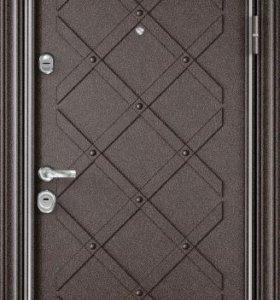 Дверь уличная PROFESSOR-3 02 Sib MР 2050*900, R