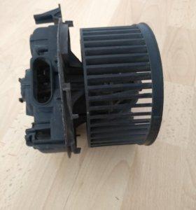 Мотор печки рено меган 2
