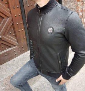 Новая куртка утепленная Stefano Ricci