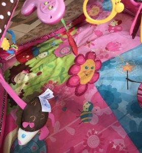 Детский развивающий коврик.Смотрите профиль, там е