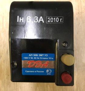 Автоматический выключатель Ап-50