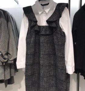 Платье zara цена до 28.03