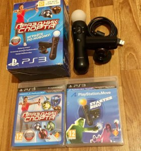 PlayStation move, PlayStation 3, ps3