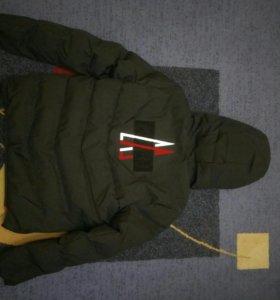 Куртка мужская двусторонняя Moncler