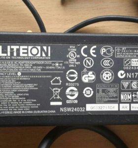 зарядки для ноутбуков HP,Lenovo,Acer