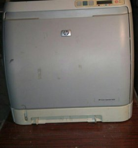 Принтер hp color laser jet 1600