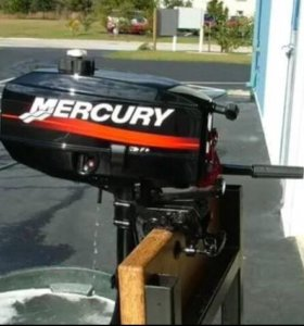 Лодочный мотор mercury 2.5