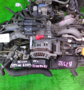 Двигатель SUBARU LEGACY BH5 2001 EJ202 (B469398) EJ202DXDAE 4WD  контрактная