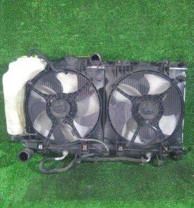 Радиатор основной SUBARU LEGACY BH5 2000 EJ20TT (1645)  контрактная