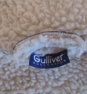 Фирменная дубленка Gulliver