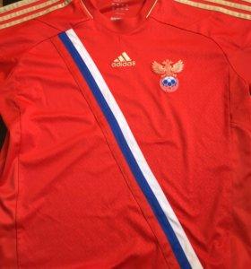 Футболка Адидас россия