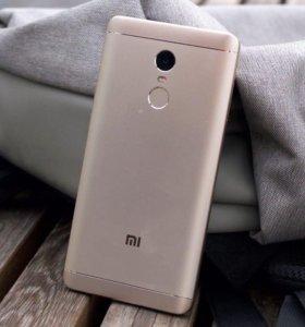 Xiaomi Redmi Note 4 Global Gold