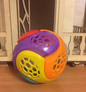 Мяч музыкальный