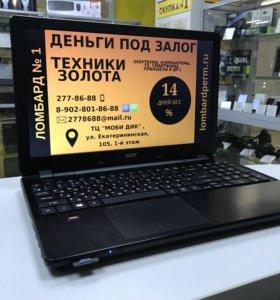 Ноутбук Acer AMD A6/Radeon R5 M240 1Gb/HDD 500Gb