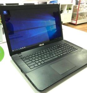 Asus i5-5200\GeForce 4Gb\17 экран.Игровой.Гарантия