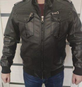 Куртка мужская кож. зам