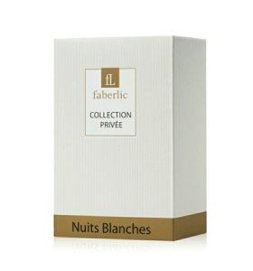 Парфюмерная вода для женщин Nuits Blanches