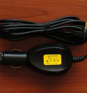 Автомобильное зарядное устройство 12V 2A (АЗУ)