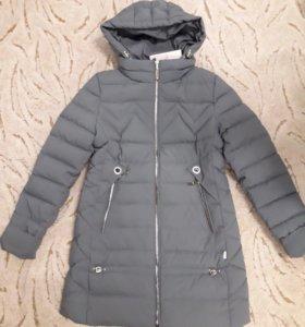 Теплая куртка на холодную осень – новая