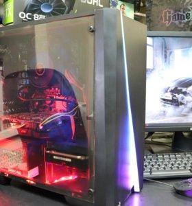 Игровой пк i5-6400 GTX 1060 6gb DDR4 8gb в RGB