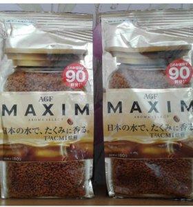 Кофе Максим, Япония