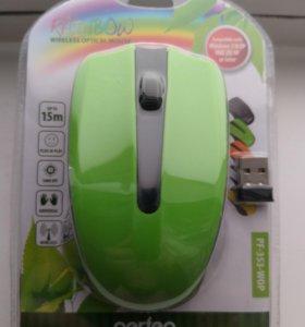 Мышка: Perfeo.(pf-353-wop).Rainbow.(оптич/беспров)