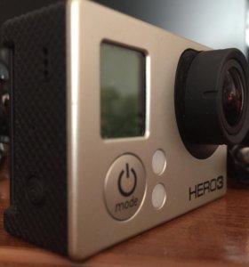 Камера Go pro hero 3