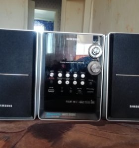 Музыкальный центр Samsung mm-kt8