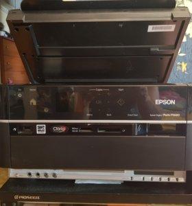 МУФ Epson Stylus Photo PX660 Отлично состояние.