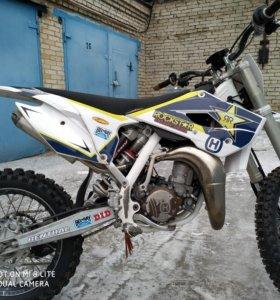Мотоцикл 85