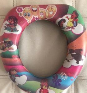 Детский стульчак для девочки