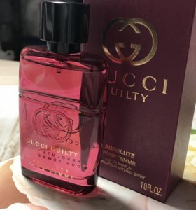 Парфюмерная вода Gucci Guilty