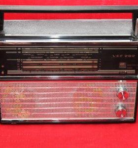 Радиоприемник VEF 202 вэф