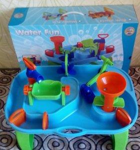 Игровой набор Водный мир №4