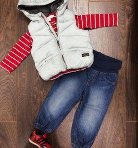 Одежда на мальчика Zara, hm