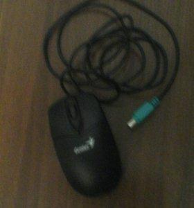 Мышка компьютерная новая